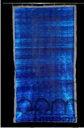 Biała tkanina światłowodowa 1.4 x 0.7 m APM MORKOM