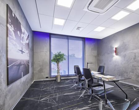Podwieszane sufity akustyczne Ecophon Focus Dg