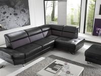 Czas na modern glamour w Twoim domu. Meble wypoczynkowe skórzane