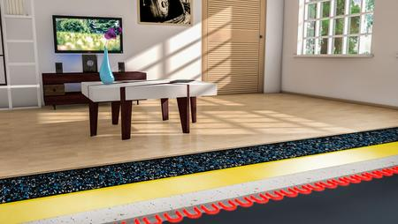 Podkłady podłogowe Pianomat Plus ORGANIKA