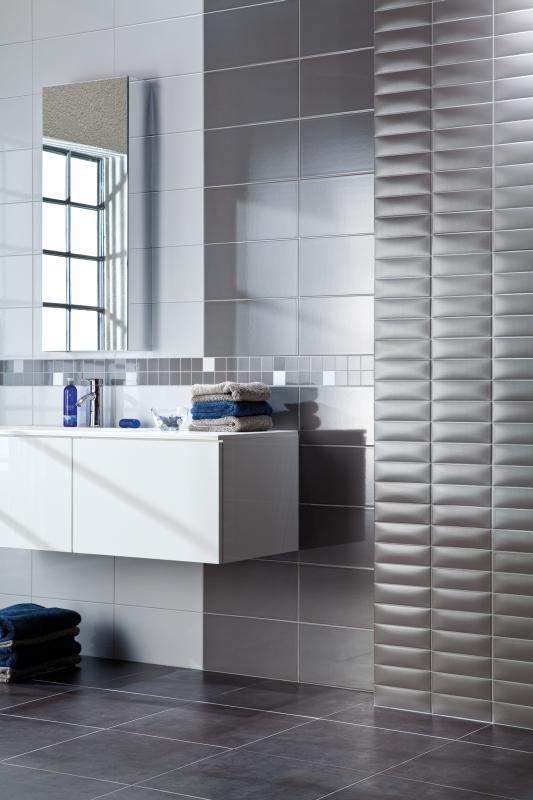 Przestrzeń i czysta forma – idealna aranżacja łazienki