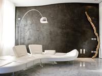 Powłoki dekoracyjne HD Surface nadające powierzchniom wygląd betonu