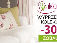 Wyprzedaż całych kolekcji do -30% w Dekoria.pl