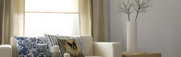 Modne kolory ścian – neutralna kolorystyka w aranżacji wnętrz