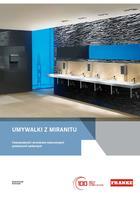 Umywalki z Miranitu FRANKE Water Systems